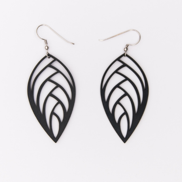 Boucles MARILYN argent