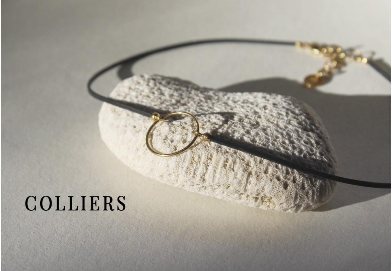 Collier femme, collier ras de cou, collier fantaisie, collier argent