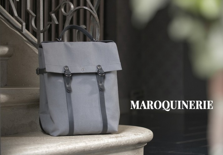 Maroquinerie made in France, vegan et upcyclée