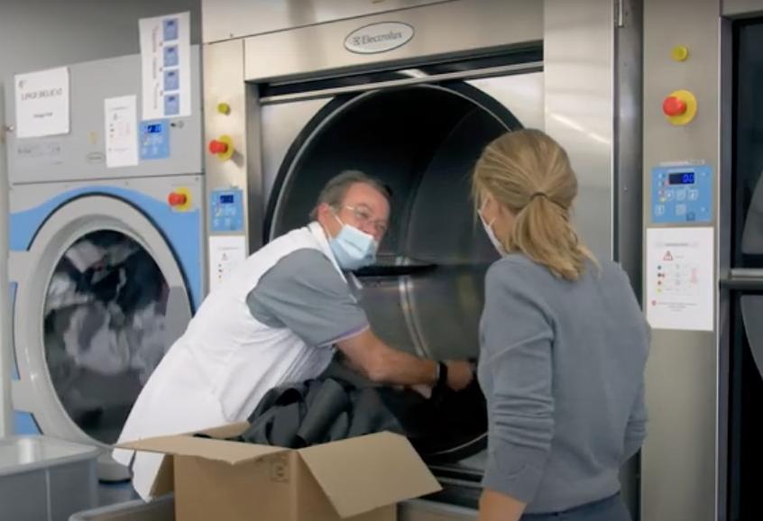 blanchisserie france fabrication et nettoyage