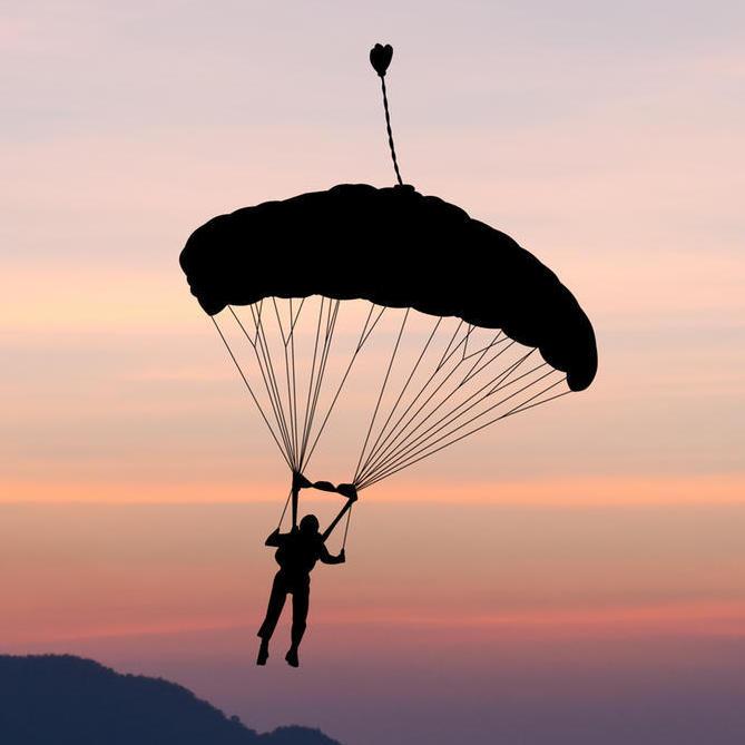upcycling matière toile de parachute