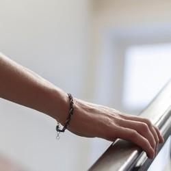Un style boho chic pour ce bracelet Victoria.  #upcycling #madeinfrance #bracelet #bijouxcreateur #surcyclage #saintlazarefrance #modedurable #modecirculaire