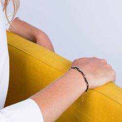 Restons patients et gardons l'espoir ! Notre bracelet VICTORIA porte le V de la Victoire (contre ce Virus) que nous éspérons prochaine... #saintlazarefrance #bijoux #accessoires #modedurable #creatricefrancaise #madeinfrance #upcycling #zerodechet #ecoresponsable #consommerautrement
