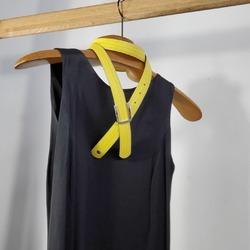 Ceinturer ses vêtements : une manière tendance d'accessoiriser ses tenues et de structurer sa silhouette !  #modecirculaire #modedurable #ceinture #accessoire #zerodechet #consommermieux #madeinlocal #saintlazarefrance